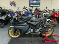 Yamaha YZF-R125 125cc spare and repairs == we accept p/x / sell us your bike