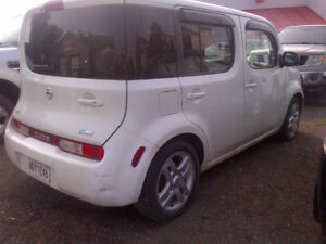 Nissan Cube 2010 CVT  Parts or Repair, will part out!