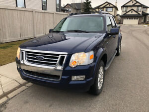 2007 Ford Sport Trac 4x4 Limited w/Leather/Rare V8 4.6 191000km!