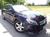 2014 Mercedes Benz Gla Class GLA 200 CDI AMG Line 5dr Auto [Premium Plus] Pan...