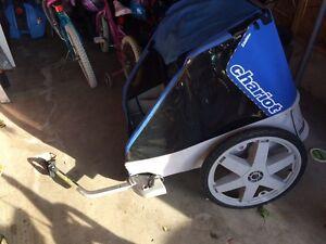 Chariot bike trailer Kitchener / Waterloo Kitchener Area image 1