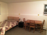 Bright Bachelor Suite available