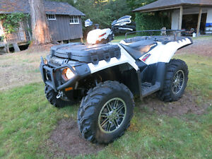 2011 Polaris Sportsman 850 Special Edition