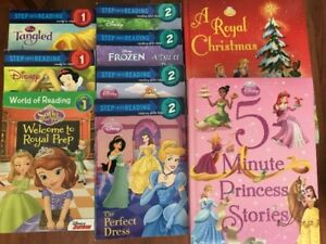 Disney Princess Books