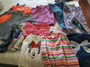 Lot of Girls size 5/6