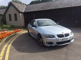BMW 3 series 318i M sport Petrol E92