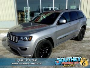 2018 Jeep Grand Cherokee Laredo 4x4  - Sunroof - $342.04 B/W