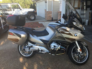 2012 BMW RT1200 FULLY LOADED - LIKE NEW