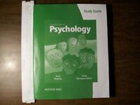 Study Guide Introduction to Psychology?