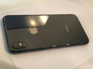 UNLOCKED Iphone X 64G Space Gray & iPhone 8 64G Gold (Mint)