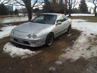 1999 Acura Integra B20z Swapped MINT !