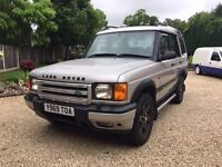 2001 Landrover Discovery TD5 Manual