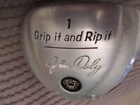 John Daly Grip it and Rip it Driver #1