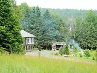 Fermette 77 acres,Nouveau Prix