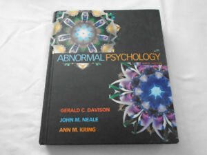 ABNORMAL PSYCHOLOGY NINTH EDITION