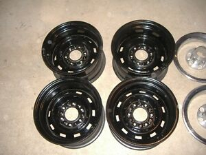 GM Square Body 6 Bolt Rally Wheels 15x8