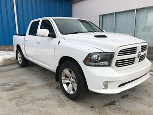 2013 Ram SPORT 1500 with hard to find AIR RIDE!!!