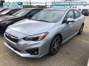 2019 Subaru Impreza 4-dr Sport Eyesight AT