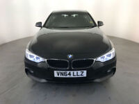 2014 64 BMW 420D XDRIVE SE AUTO DIESEL 4WD 1 OWNER BMW SERVICE HISTORY FINANCE