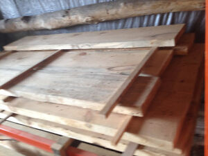 ROUGH CUT LUMBER FOR SALE