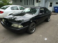 1992 Ford Mustang Hatchback, price negotiable