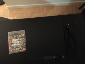 PS3 black edition slim
