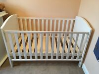 Henley cot bed from Babies R Us