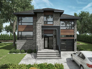 NEW DEVELOPMENT - semi-detached  and single-family for sale