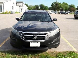 2010 Honda Accord Crosstour EX-L w/Navi Sedan