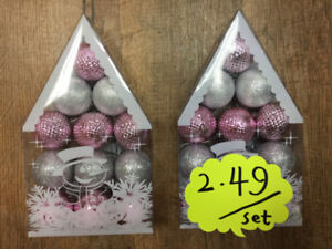 Christmas Tree Ornaments: now BUY 1 GET 1 FREE at Party Hot