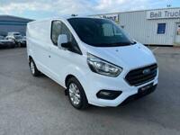 2019 Ford Transit Custom 2.0 300 EcoBlue Limited L1 H1 EU6 (s/s) 5dr Panel Van D