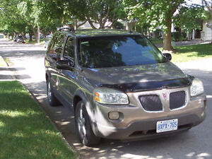 2006 Pontiac Montana w/1SC Minivan, Van