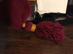 Unisex Harry Potter Inspired Winter Scat (hat n scarf in 1) Kitchener / Waterloo Kitchener Area image 5