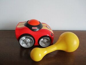 Bolide  Super  Action  Lil  Zoomers  De  Fisher-  Price
