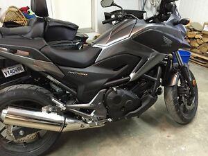 Honda NC 750 X à l'état neuf