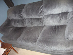 Couch must go to make room...