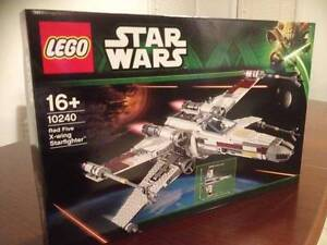 LEGO UCS Star-Wars 10240 Red-Five-X-Wing - MISB - Retired! Doncaster Manningham Area Preview