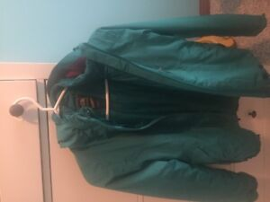 Women's North Face 3 in 1 Winter Jacket