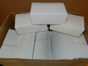 """NEW BOXES 6"""" X 4"""" X 2"""".  Great for baked goods, crafts, weddings"""