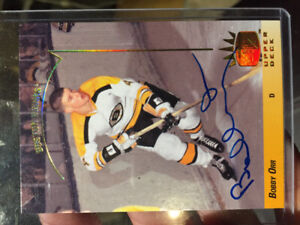 Hockey card collection autos , partial sets, gu, rookies.
