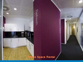 Fully Furnished - ( MAIDENHEAD -SL6) Office Space to Let in Maidenhead