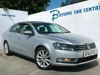 2014 64 Volkswagen Passat 2.0TDI BlueMotion Tech Executive for sale in AYRSHIRE