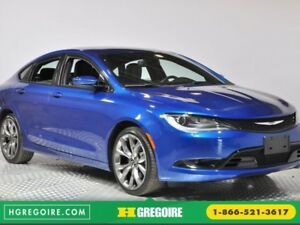 2016 Chrysler 200 S NAVIGATION TOIT PANORAMIQUE BLUETHOOT
