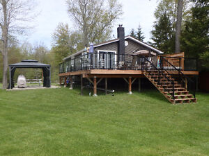 Waterfront Property in Lavigne-New Price