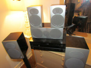 "Surround Home Sound System ""ATHENA"""