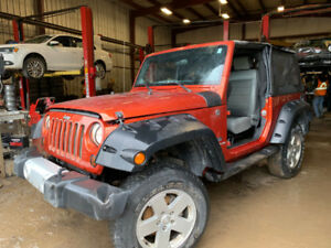 2009 Jeep Wrangler just in for sale at Pic N Save!