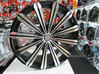 HILLYARD WHEELS 22 INCH CHRYSLER 300 RIMS IN STOCK MACHINED