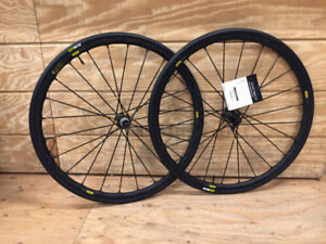 Mavic Ksyrium Pro Disc Allroad Wheelset with Mavic Yksion Tires