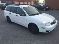 Ford focus 2005 automatique 147000km TRES PROPRE