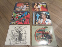 6 CD musique The Seasons, The Barr Brothers, Blink 182, Katerine